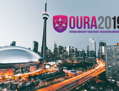 OURA Conference 2019